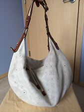 Louis Vuitton Limited Edition Onatah Ivory GM Shoulder Bag Leather