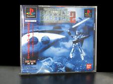 GUNDAM THE BATTLE MASTER 2 GIOCO USATO PER PSX PS2 PS3 NTSC/J TK10 SLPS-01286