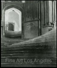"""Frederick Evans photo, """"The Sea of Steps"""", 1903, England, 11x17"""" large"""