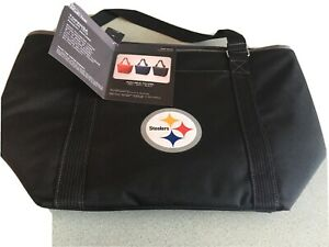 Picnic Time NFL Topanga Insulated Cooler Tote - Steelers
