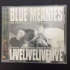BLUE MEANIES - LIVE CD 2TONE REGGAE SKA PUNK JAZZ