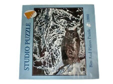 Snow Owl Studio 1000 Piece Jigsaw Puzzle 02-5361 Face Of Wisdom NIB