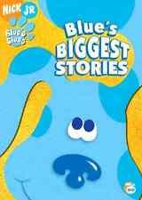 Blues Clues - Blues Biggest Stories, Steve Burns (Actor) Kids Children DVD Movie
