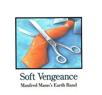 (CD) Manfred Mann's Earth Band - Soft Vengeance - Nothing Ever Happens, u.a.