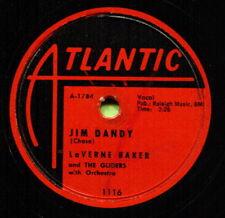 LaVERNE BAKER (Jim Dandy / Tra La La) R&B/SOUL 78  RPM  RECORD