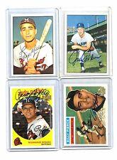 1978 TCMA-auto-SIGNED felix MILLAN card #31 BRAVES baseball TEAM + 2016 TOPPS
