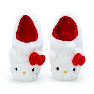 Sanrio Hello Kitty Plush Slippers