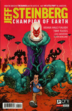 Jeff Steinberg: Champion of Earth #1A Comic Book Near Mint