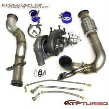 ATP STEALTH BOLT-ON GT3582R TURBO KIT FOR 03-07 MITSUBISHI EVO VII/VIII/IX