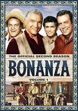 Bonanza The Official Second Season Volume 1 Western DVD