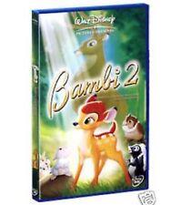 DISNEY DVD Bambi 2 prima edizione ologramma rettangolare