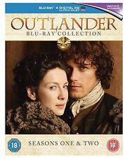 Outlander Seasons 1-2 Blu-Ray Set BRAND NEW Free Ship