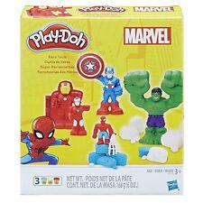 Play-Doh Marvel Hero Tools NEW