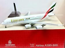 Gemini Jets 1:200 Emirates AIRBUS A380-800 A6-EDE G2UAE356