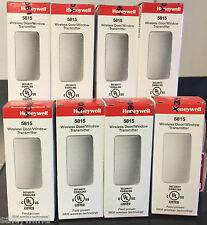 "Brand New ""8"" Honeywell 5815 Wireless Door/Window Transmitter w/ magnet, battery"
