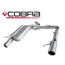 BMW 320D & 318D E92 Coupe Dual Exit Exhaust Cobra Sport Exhausts (BM64)