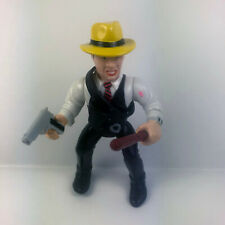 Dick Tracy Action Figure 1990 Vintage Disney Playmates Complete