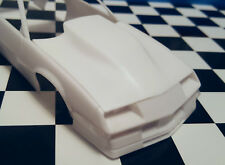 Resin Shocker Style Outlaw Hood for '83 Camaro Z28 AMT 1/25.  Kye Kelly style
