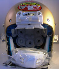 Fútbol cascos Schutt AIR XP élite MF, curva del sur oro, talla M, nuevo