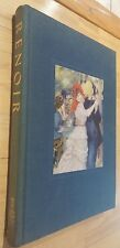 PIERRE AUGUSTE RENOIR, INTRO BY WALTER PACH 1950 HC LIBRARY OF GREAT PAINTERS