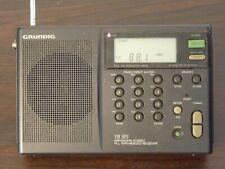 Grundig Yb 305 Shortwave World Band Radio, Tested