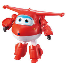 "Super Wings - Transforming Jett 5"" Scale"