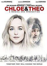 Chloe & Theo (DVD, 2015, WS) Dakota Johnson, Mira Sorvino  NEW