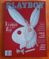 PLAYBOY MENS MAGAZINE JUNE 1996 KARIN TAYLOR DENNIS MILLER JULIA LOUISE DREYFUS
