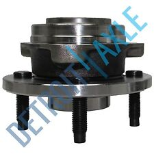 NEW Front Driver or Passenger Complete Wheel Hub and Bearing Assembly w/o ABS