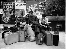 Photo originale Villalonga Hanin Bruel coup de sirocco affiche tabac valise