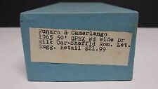 Sheffield Railroad GPEX 50' Car 1 piece Funaro & Camerlengo Kit 1065 with decals
