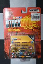 Racing Champions Stock Rods '66 Pontiac GTO Gold M & Ms NASCAR Ernie Irvan