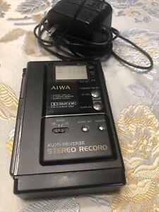 Vintage Aiwa HS-J800 Portable AM/FM Cassette Player Recorder