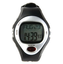 Heart rate watch monitor cardio stopwatch pulsometer calorimeter sport fitness