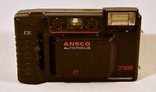 Vintage Ansco 735DX Auto Focu 35mm Camera