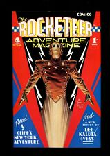 ROCKRTEER 1 (9.2) DAVE STEVENS (B012)