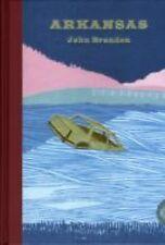 Arkansas by John Brandon (2008, SIGNED, Hardcover)
