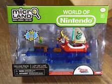 2015 JAKKS PACIFIC--WORLD OF NINTENDO--MICRO LAND--ZELDA KING OF RED LIONS (NEW)