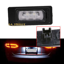 New LED License Plate Light LEFT / RIGHT for AUDI A1 A3 A4 A5 A6 A7 Q3 Q5 TT