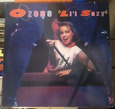Ozone ‎– Li'l Suzy Lp 1982 Germany Issue Motown 260 15 039 VG+/NM  Funk Disco