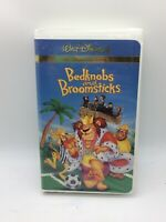 Bedknobs and Broomsticks -30th Anniversary Edition (Angela Lansbury)- VHS (2001)