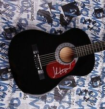 GFA  All of Me Love in the Future * JOHN LEGEND * Signed Acoustic Guitar COA