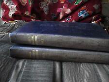 3 X HB BOOKS INDIAN STATUTORY COMMISSION 2 VOLS & INTERIM REPORT 1929 30 LG MAPS