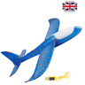 Hand Throw Airplane Plane Aeroplane Aircraft Foam Flying Model Toys Kids Gifts