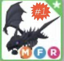Mega Fly and Ride Shadow Dragon - MFR - Adopt Me Read Description!!! Raffle!