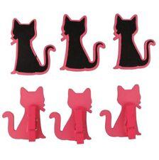 Craft Chalk Board chat et chien chevilles 3 Couleurs Prix De Billets Montre étals