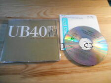 CD Pop UB 40 - The Way You Do The Things You Do (3 Song) VIRGIN Presskit sc