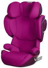 Cybex Solution Z-Fix Child Safety Booster Car Seat Passion Pink New
