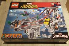 LEGO MARVEL SUPER HEROES 76057 SPIDERMAN BRIDGE BATTLE neuf scellé