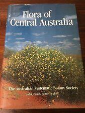 FLORA OF CENTRAL AUSTRALIA JOHN JESSOP The Australian Systematic Botany Society